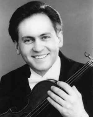 Todd Phillips, violin